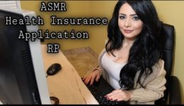 ASMR Health Insurance Application Roleplay (Typing Sounds, Soft Spoken)
