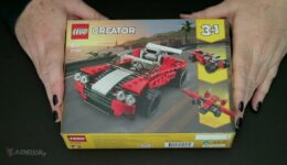 ASMR   Fun with Lego – Building a Little Red Car